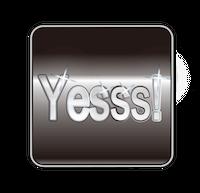 Phrase in black frame01 messages sticker-2