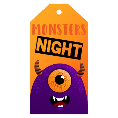 Happy Halloween Trick 'r Treat messages sticker-1