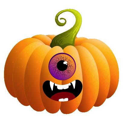 Happy Halloween Trick 'r Treat messages sticker-3