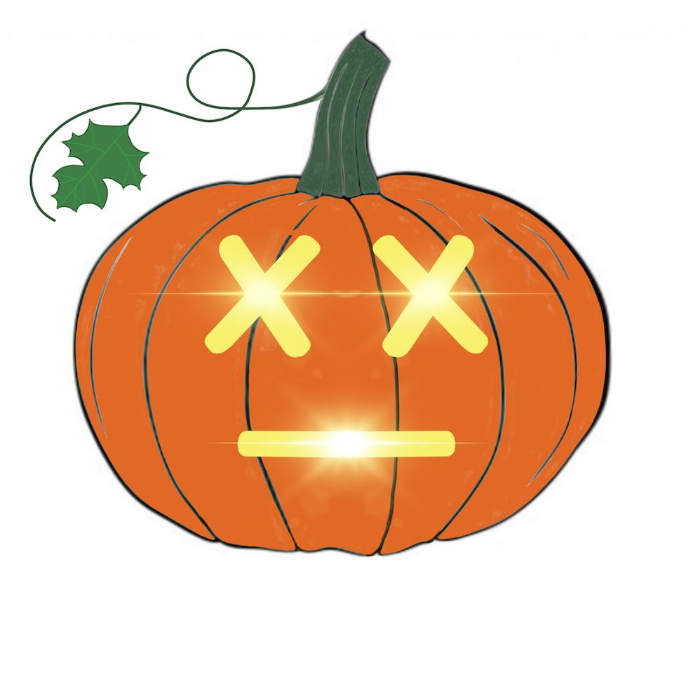 Pumpkin time stickers messages sticker-9