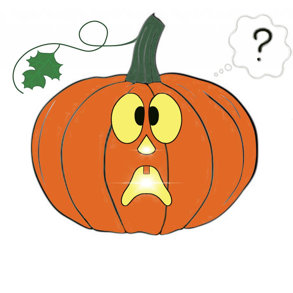 Pumpkin time stickers messages sticker-10