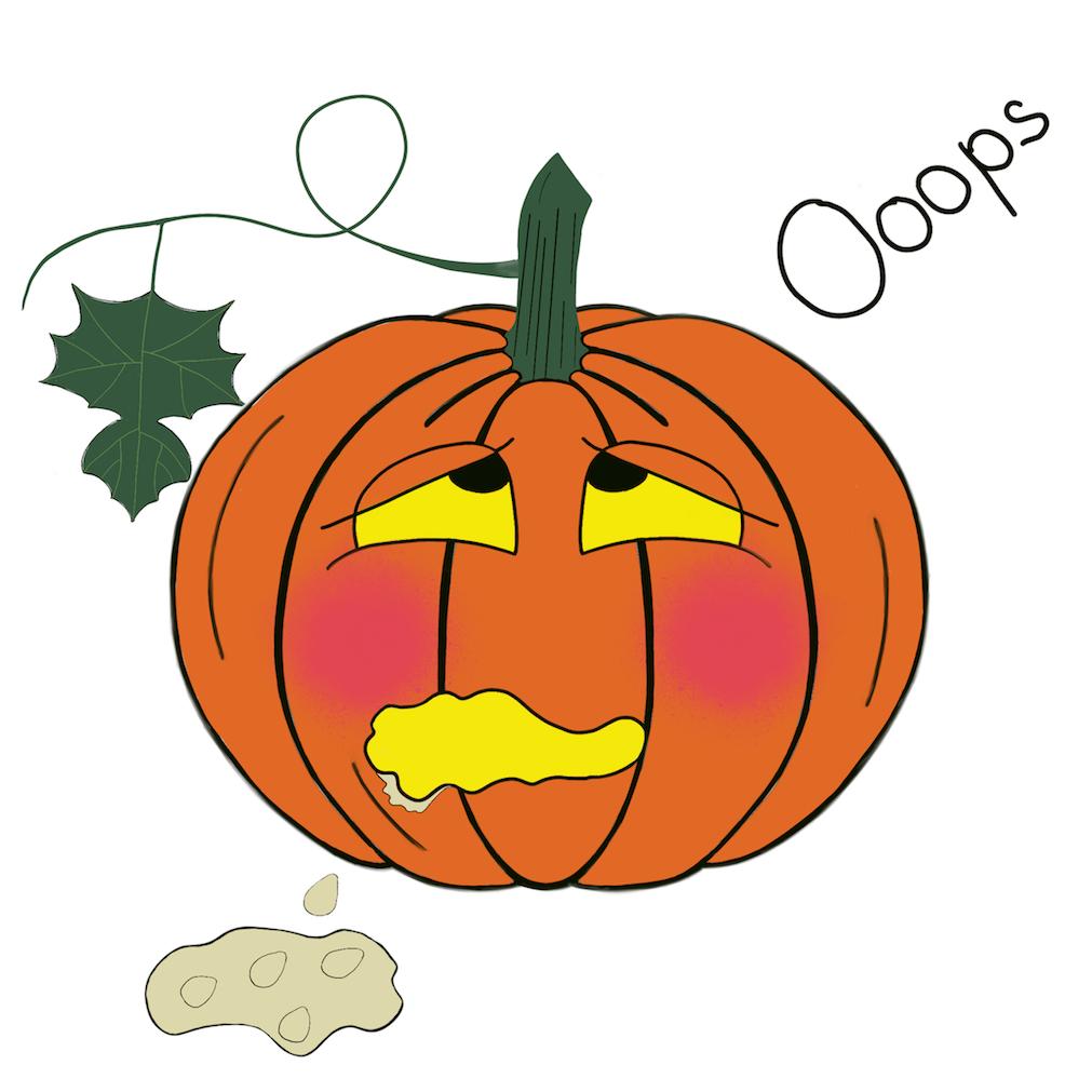 Pumpkin time stickers messages sticker-11