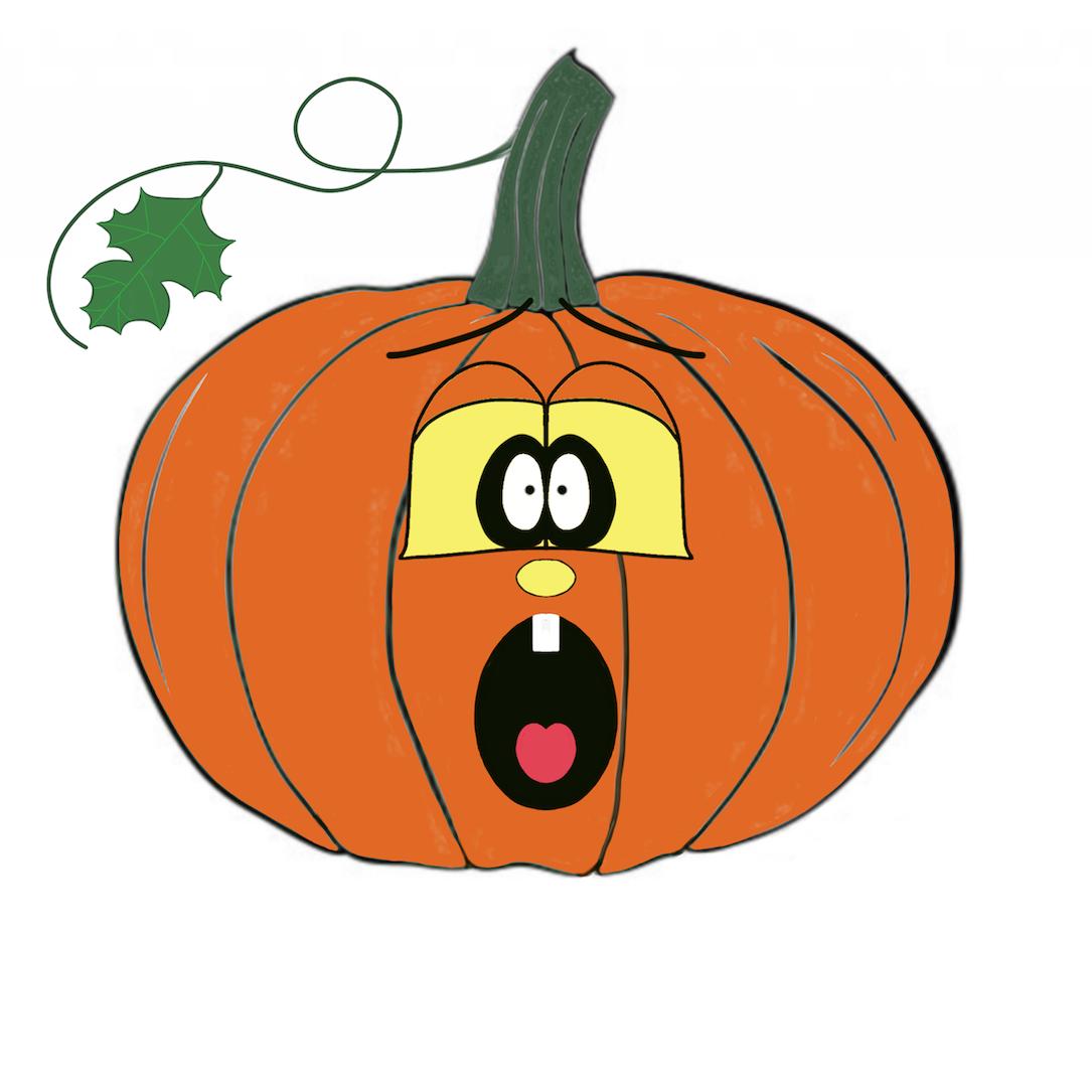 Pumpkin time stickers messages sticker-7