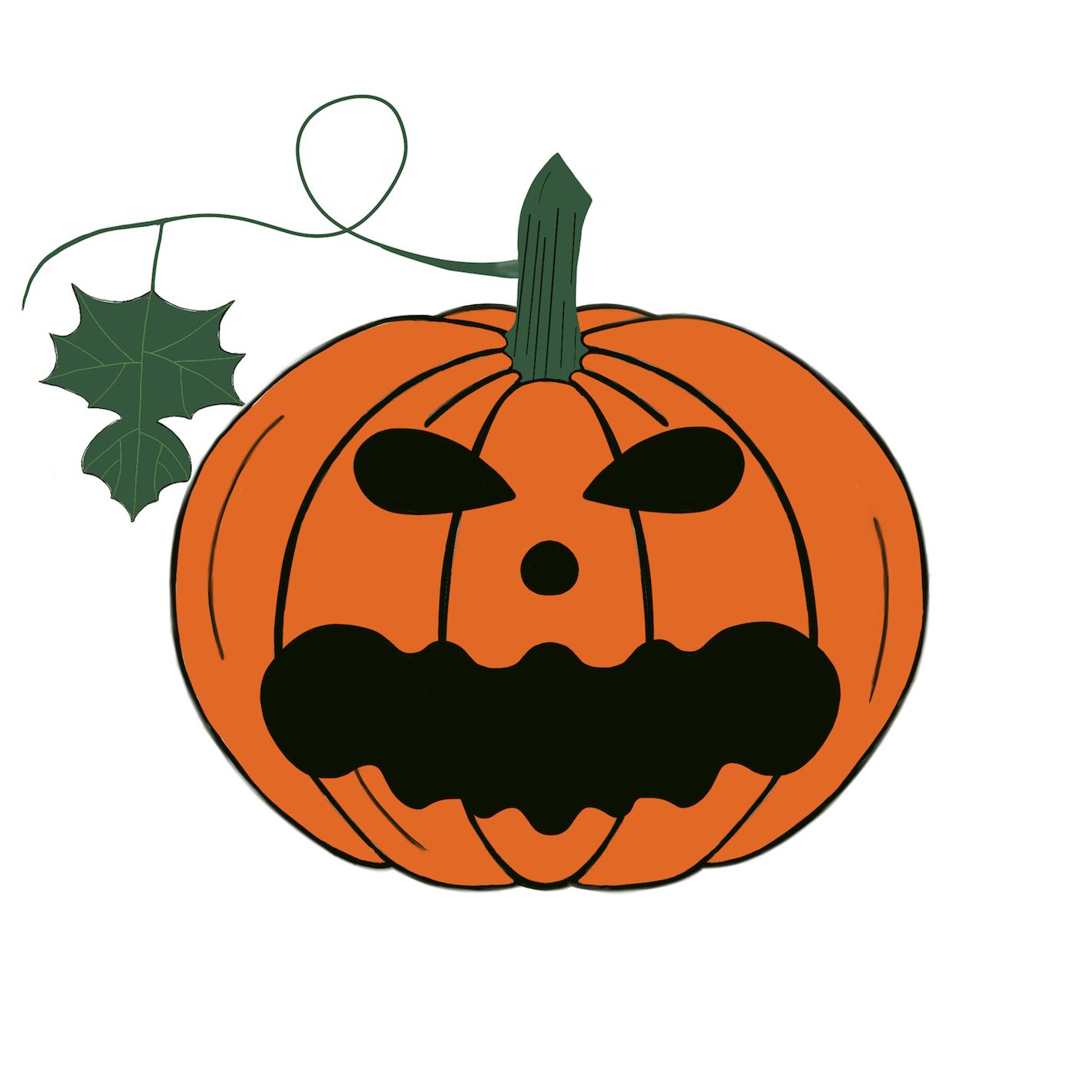 Pumpkin time stickers messages sticker-3