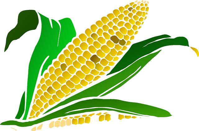 Corn Stickers messages sticker-7