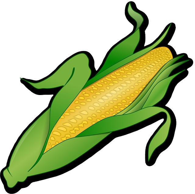 Corn Stickers messages sticker-1