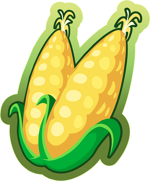 Corn Stickers messages sticker-0