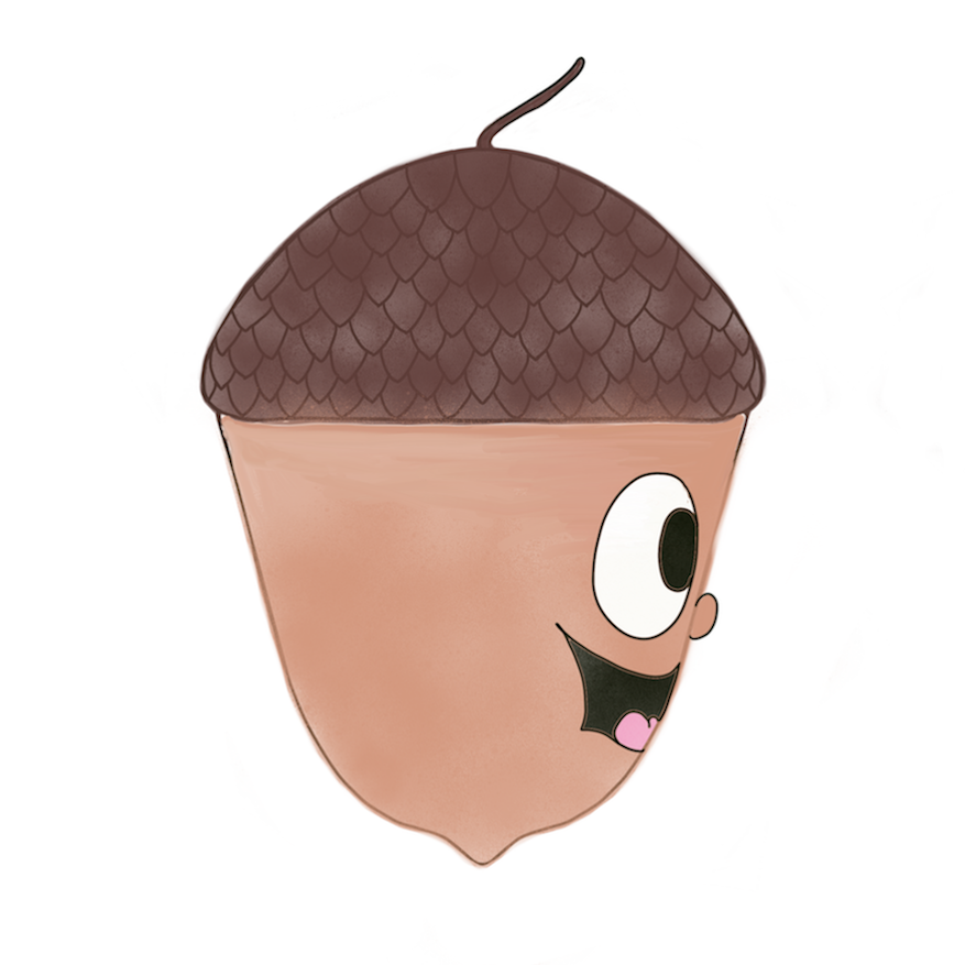 Acorn Fun stickers messages sticker-0