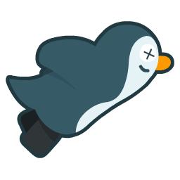 Chicken Fly – Crazy Game messages sticker-1