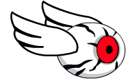 Chicken Flying – Tap Tap Wings messages sticker-2