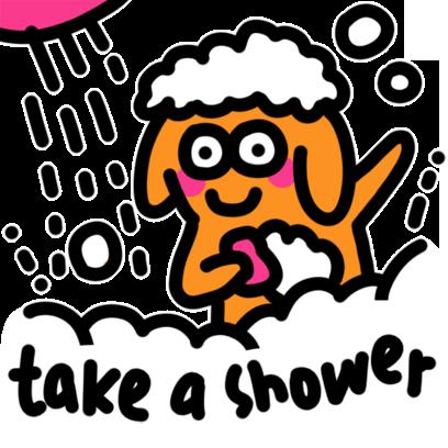 EnglishDoggie messages sticker-6