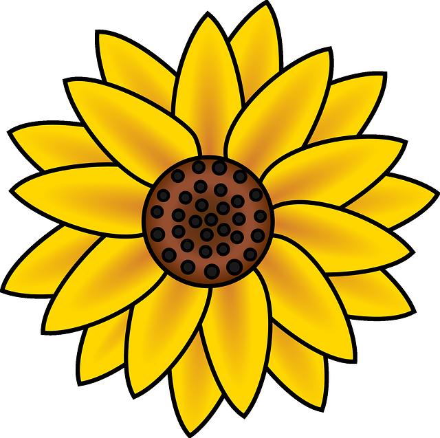 Sunflower Stickers messages sticker-0