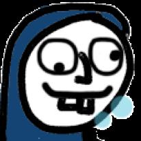 tmojis ~ sun hoodies and sass messages sticker-8