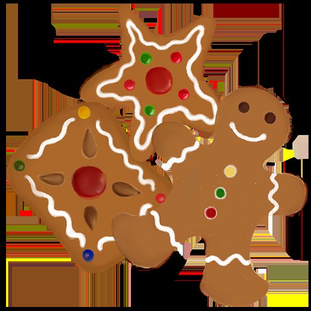 Misbehaving Santa messages sticker-7