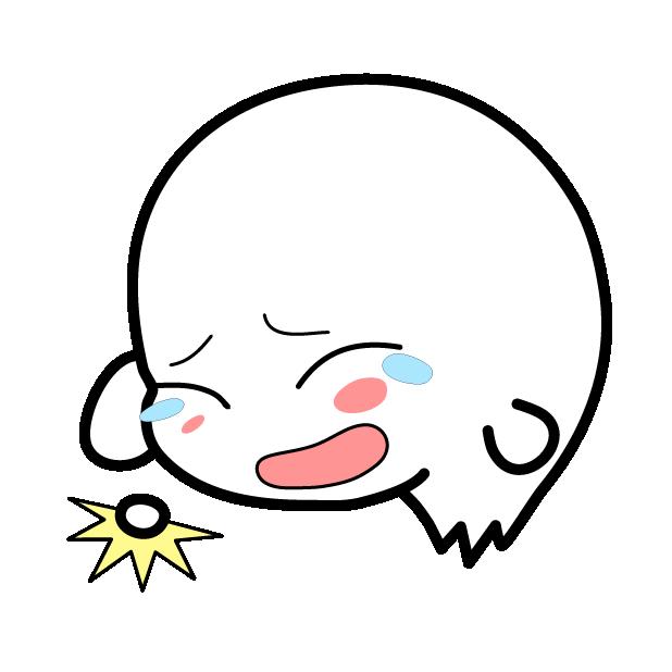 Cute Kawaii Ghost messages sticker-9
