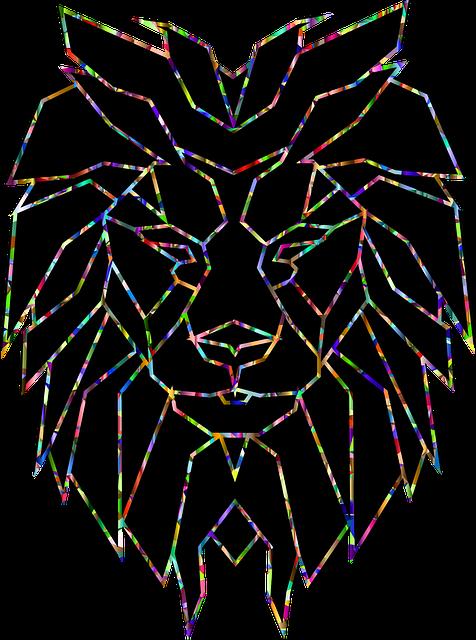 Lion Stickers messages sticker-2