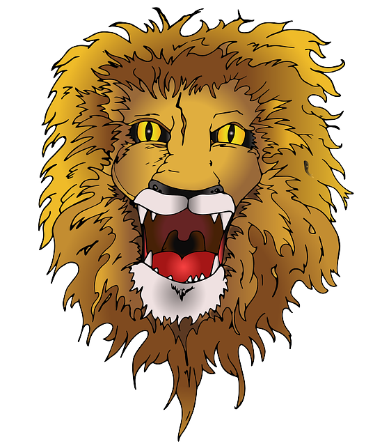 Lion Stickers messages sticker-10