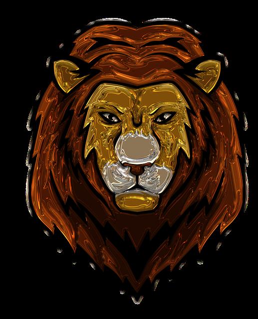 Lion Stickers messages sticker-11