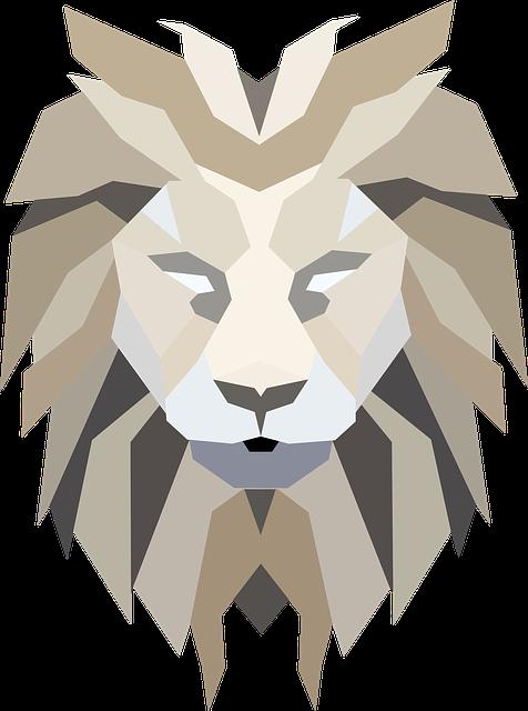 Lion Stickers messages sticker-1