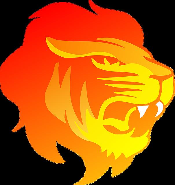 Lion Stickers messages sticker-7