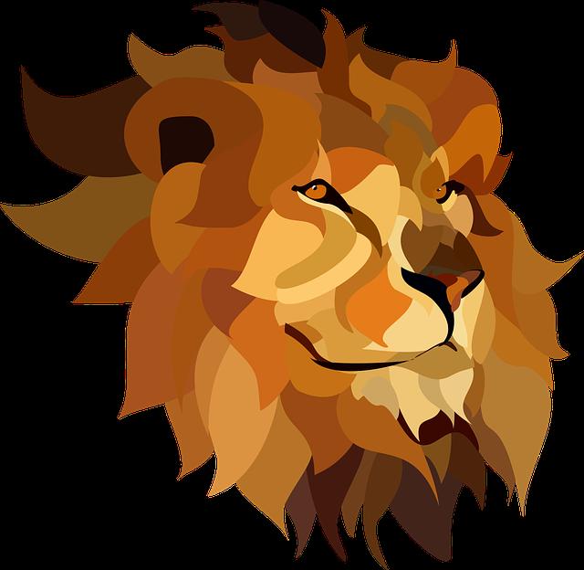 Lion Stickers messages sticker-0