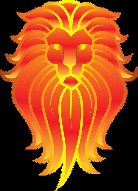 Lion Stickers messages sticker-8