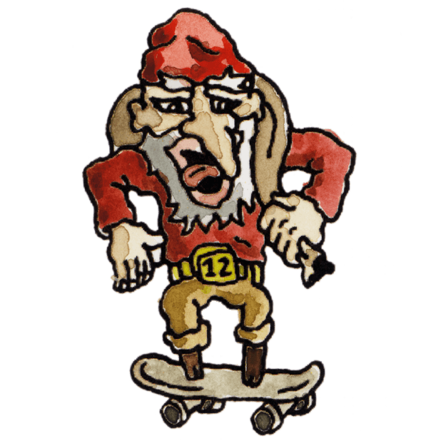 Yule Lads messages sticker-0