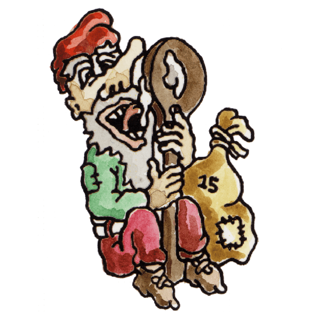 Yule Lads messages sticker-3