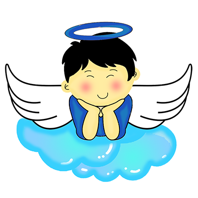 Little Angels messages sticker-9
