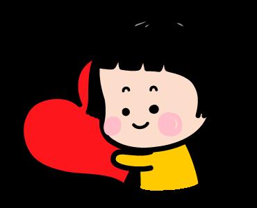 Little Girl Mimi Sticker messages sticker-8