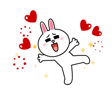 Cute Bunny Sticker messages sticker-7
