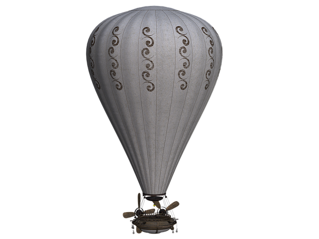 Vintage Hot Air Balloons messages sticker-2