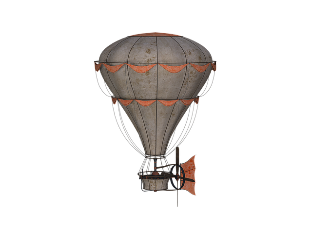 Vintage Hot Air Balloons messages sticker-9