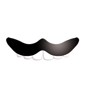 Movember Moustache Stickers messages sticker-4