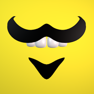 Movember Moustache Stickers messages sticker-8