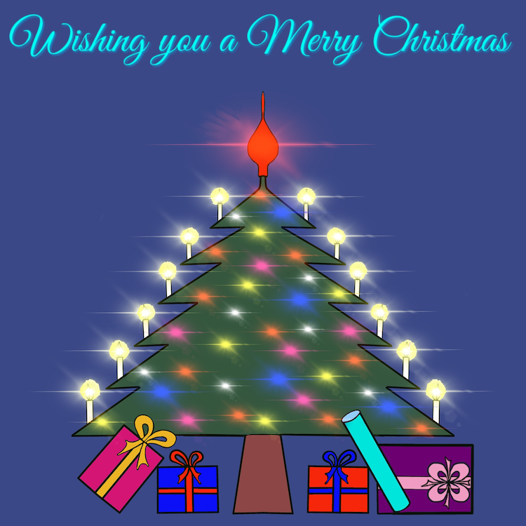Christmas Tree Emotion sticker messages sticker-6