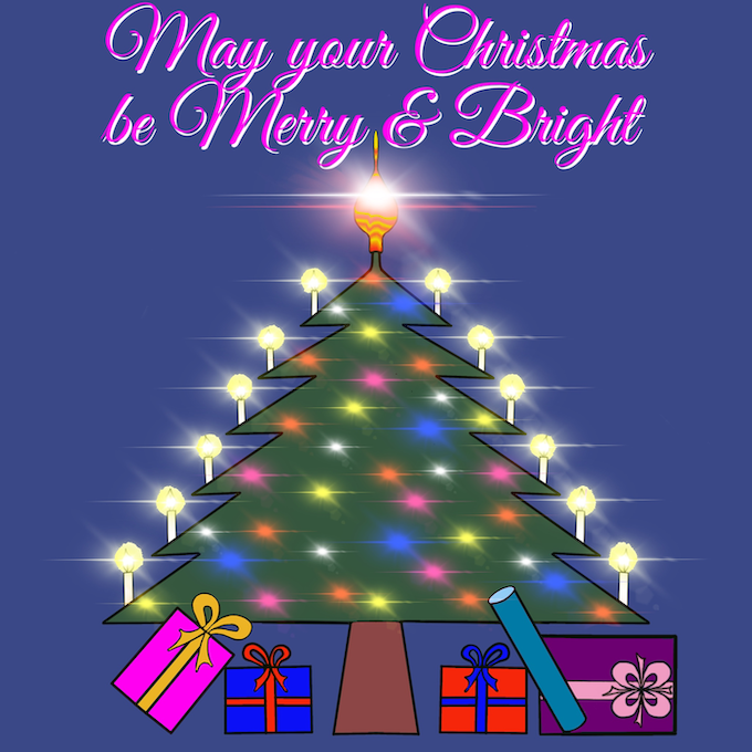 Christmas Tree Emotion sticker messages sticker-11