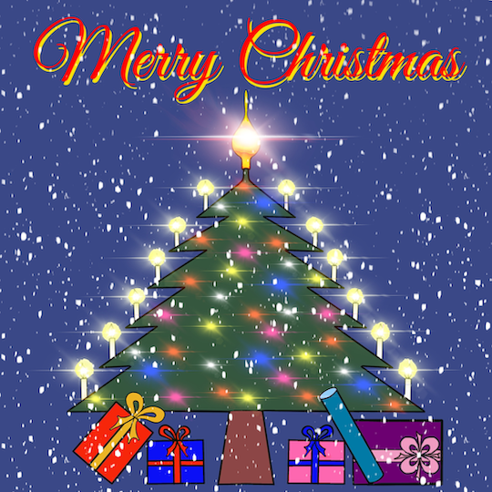 Christmas Tree Emotion sticker messages sticker-5