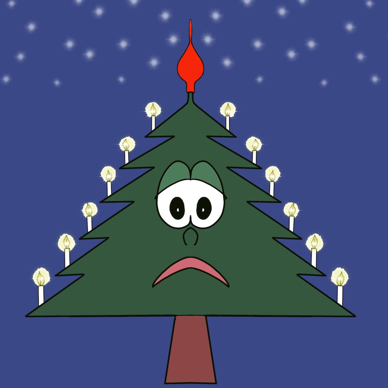 Christmas Tree Emotion sticker messages sticker-9