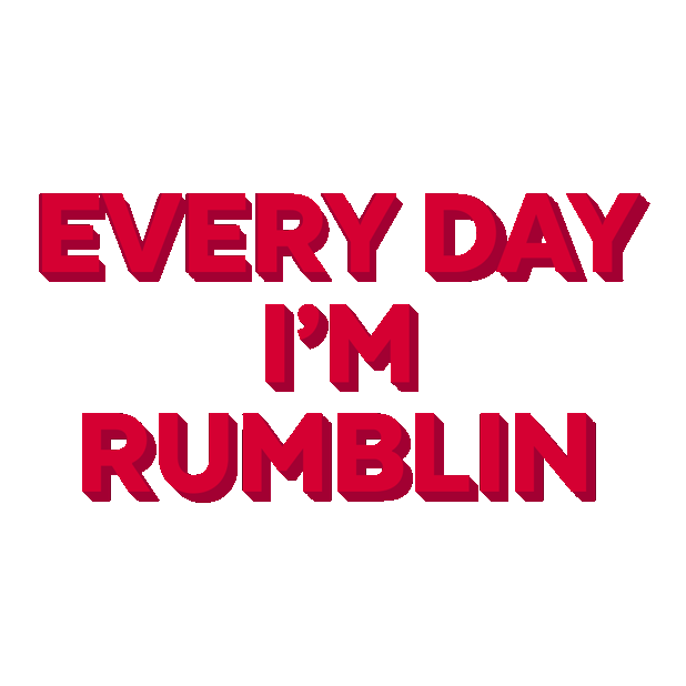 Rumble - Group Fitness messages sticker-8