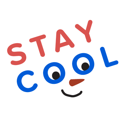 Cool Effect Snowman Stickers messages sticker-2