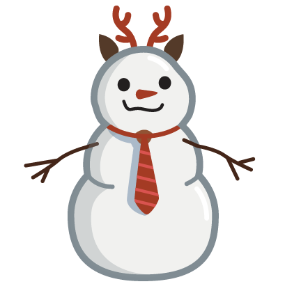 Cool Effect Snowman Stickers messages sticker-9