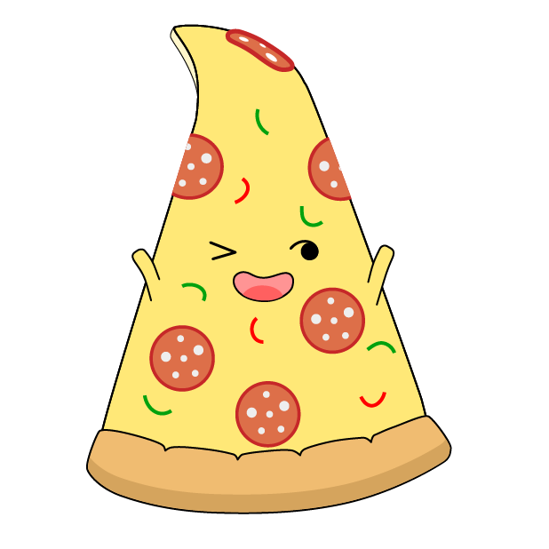 Cute Foods messages sticker-1