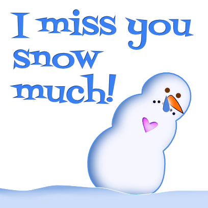 Snow Much Pun Stickers messages sticker-7