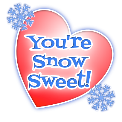 Snow Much Pun Stickers messages sticker-2