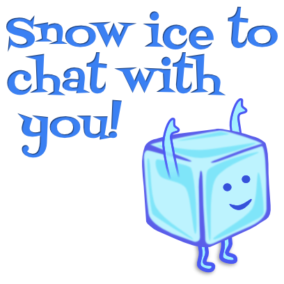 Snow Much Pun Stickers messages sticker-6