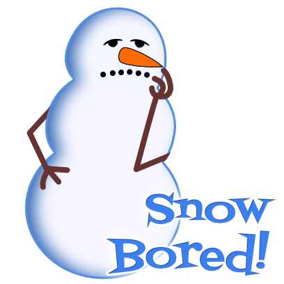 Snow Much Pun Stickers messages sticker-11