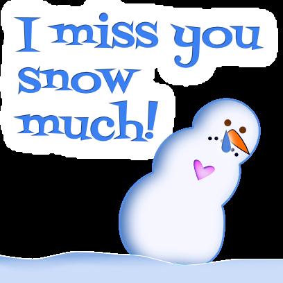 Snow Much Pun Stickers messages sticker-6