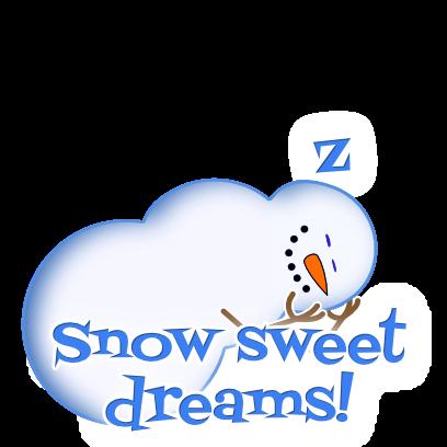 Snow Much Pun Stickers messages sticker-0