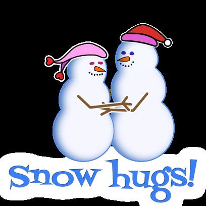 Snow Much Pun Stickers messages sticker-1